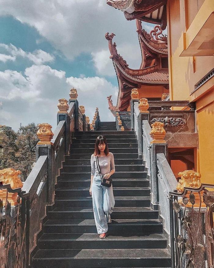 Famous architectural works in Saigon - Vietnam Quoc Tu