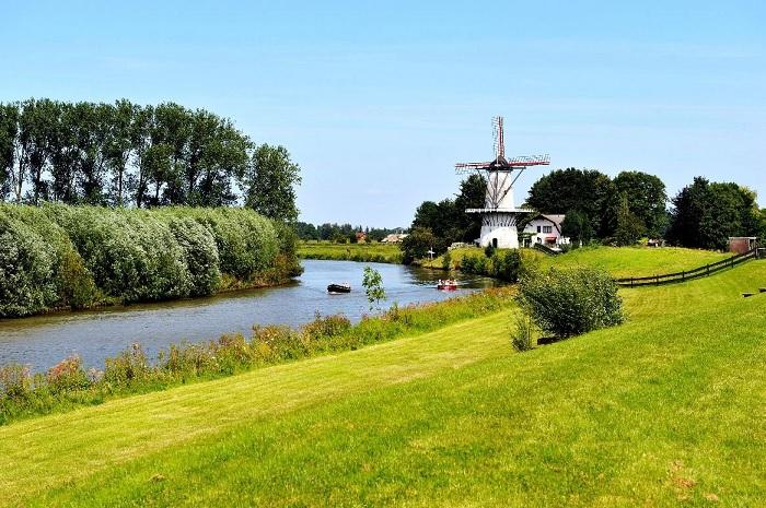 Công viên DeGelderse Poort - Du lịch Nijmegen