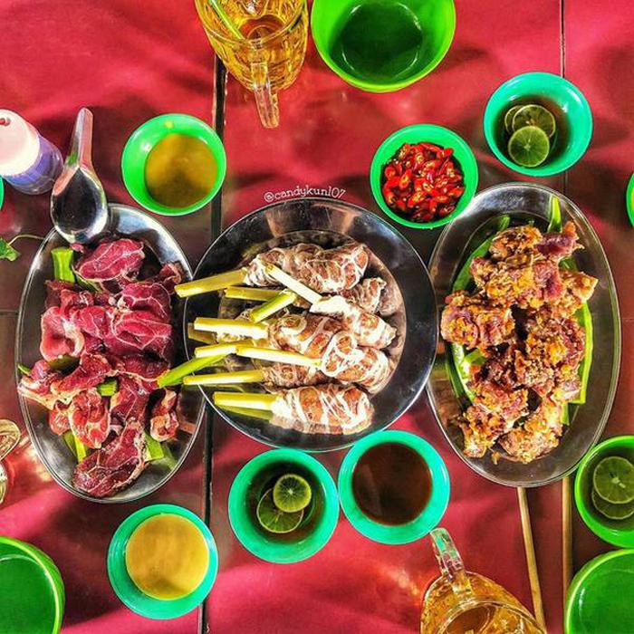 Bò bảy món núi Sam trứ danh - Đặc sản nổi tiếng