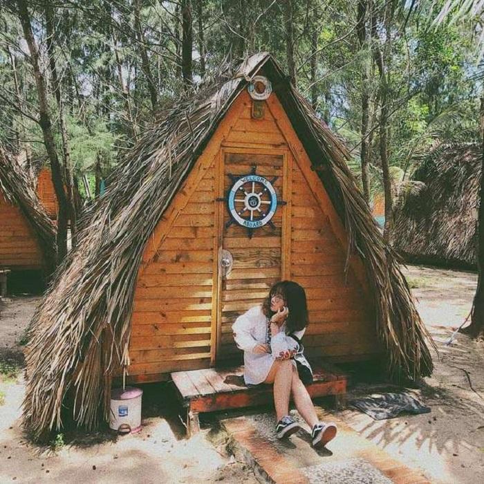 địa điểm cắm trại ở Vũng Tàu - Hodota Resort and Camping