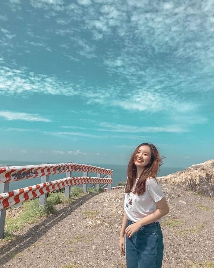 Những địa điểm check-in đẹp ở Vũng Tàu - đồi con heo