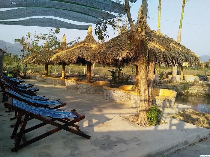 Introducing Nhan Tam eco-area