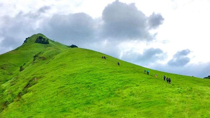 Thời điểm du lịch núi Phia Po đẹp nhất là vào mùa hè