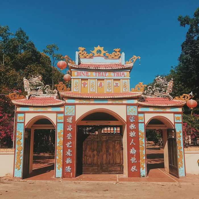 Giới thiệu về Dinh Thầy Thím Bình Thuận