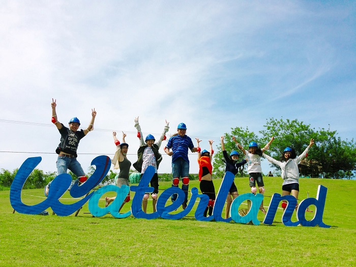 Introduction of Thach Lam Suoi Waterland tourist area