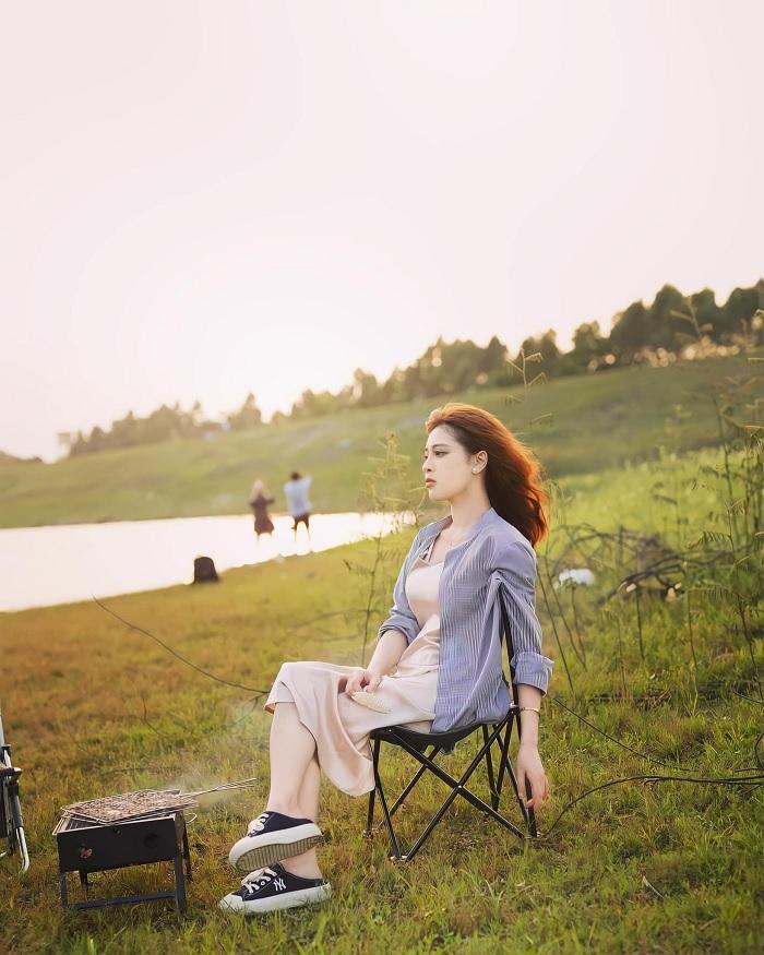Đồng Mô - địa điểm picnic ở Hà Nội nên đến