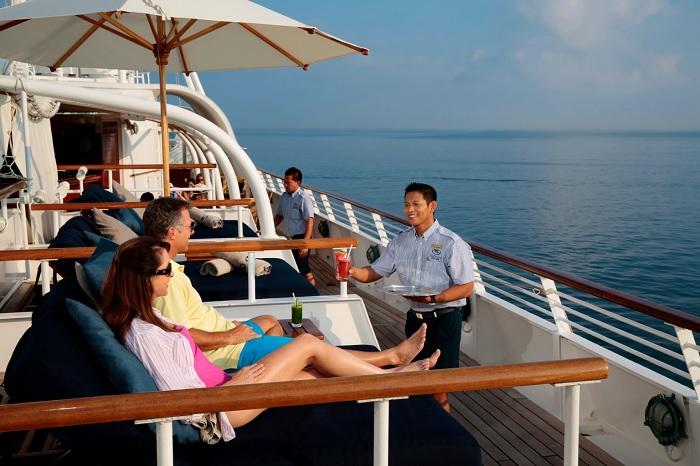 Câu lạc bộ du thuyền SeaDream - Du thuyền sang trọng nhất thế giới