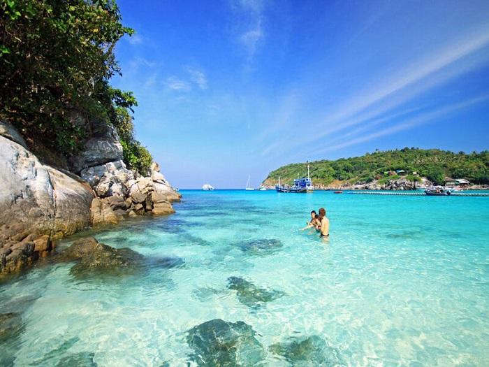 Du lịch Bắc Đảo Phú Quốc - di chuyển