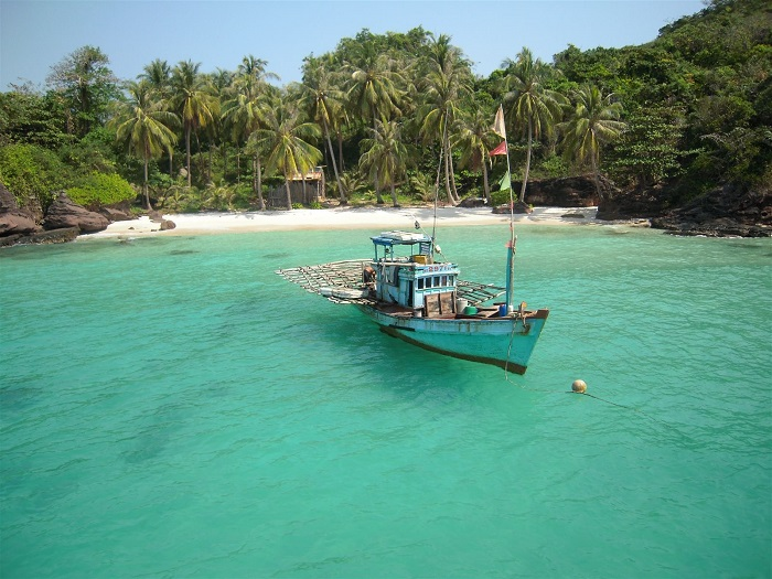 Giới thiệu đôi nét về điểm du lịch đảo Sipadanở Malaysia