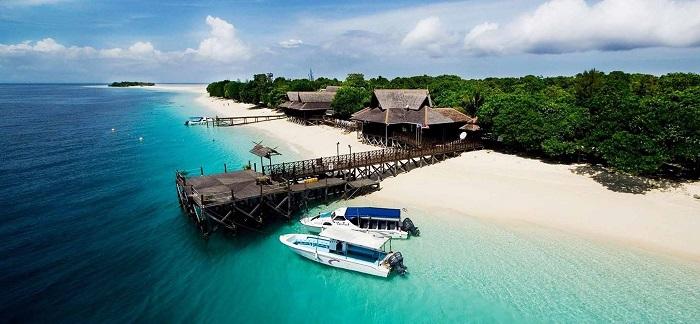 Các phương tiện đi du lịch đảo Sipandan
