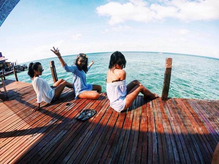 Các trải nghiệm khi đi du lịch đảo Sipandan