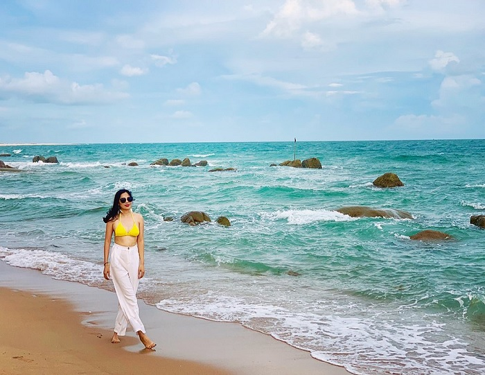 Where to go in Vung Tau 1 day tour - Front Beach