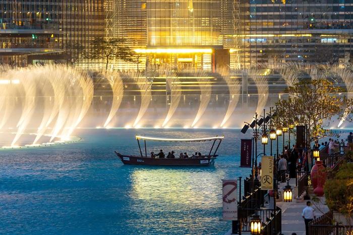 Thành phố Dubai - Kinh nghiệm du lịch Trung Đông