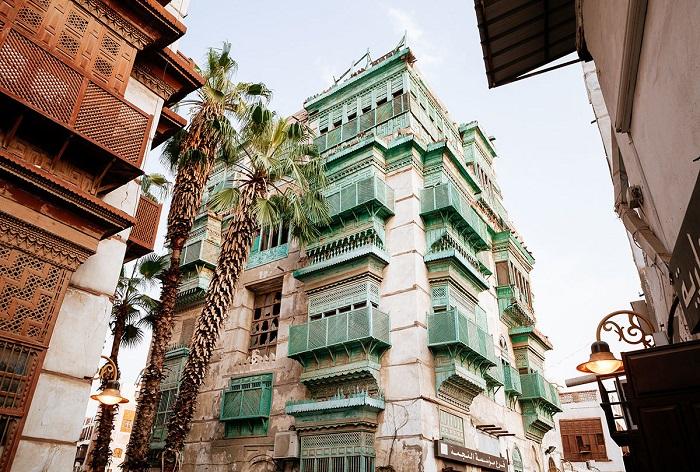 Thành cổ Al Balad - Kinh nghiệm du lịch Trung Đông