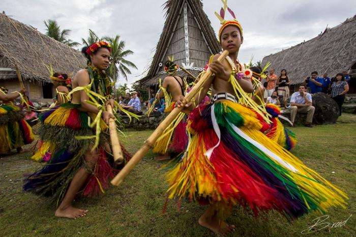 Lễ hội Annual Canoe Festival - Văn hóa Polynesia