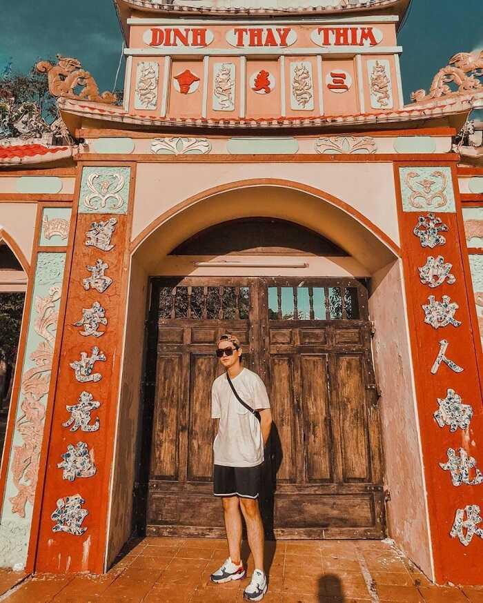 Sự tích về Dinh Thầy Thím Bình Thuận