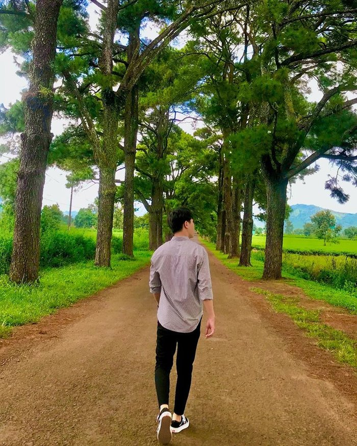 Bien Ho Che check-in point for nature lovers in Gia Lai
