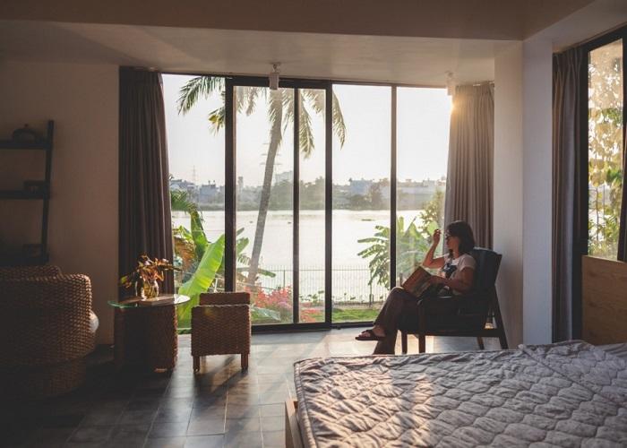 homestay ở Bình Dương- Tropical homestay Bình Dương phòng