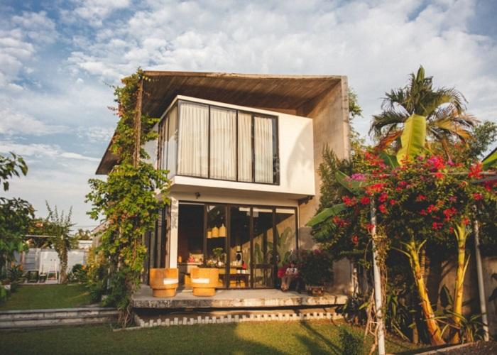 homestay ở Bình Dương- Tropical homestay Bình Dương
