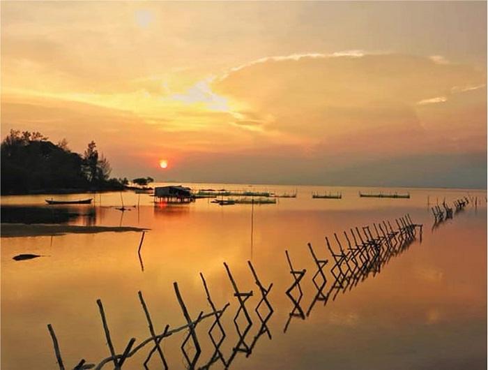 Hon Mot Phu Quoc - sunset