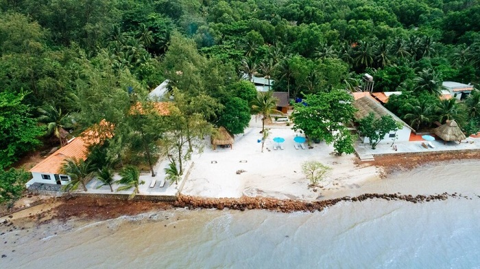 Hon Mot Phu Quoc - resort