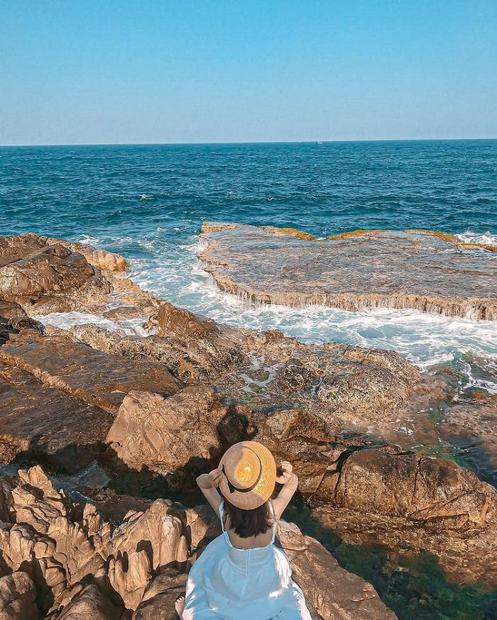 Explore Ninh Thuan Coral Island