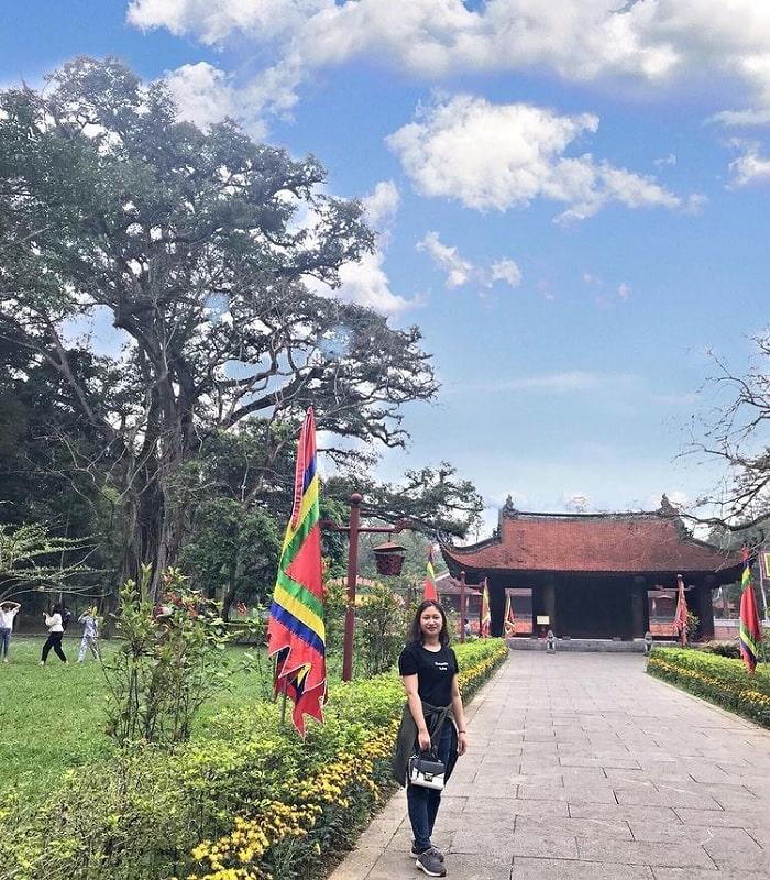 'Xuyên không' về thời Hậu Lê huy hoàng tại khu di tích Lam Kinh Thanh Hóa
