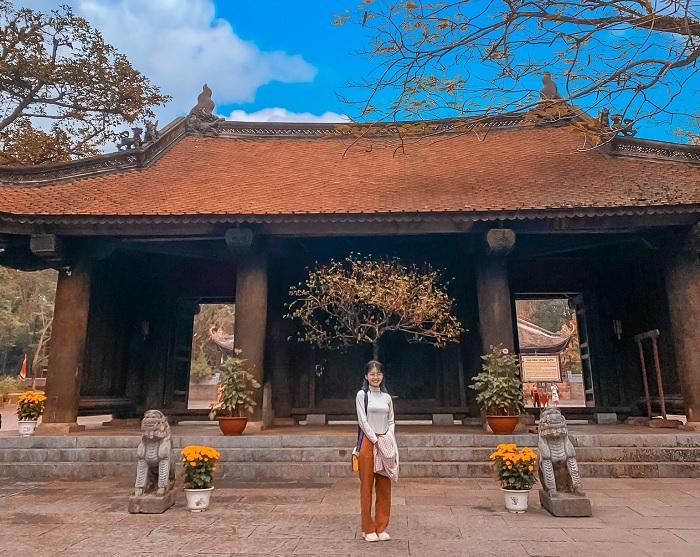 Ngọ môn - cổng chào của khu di tích Lam Kinh
