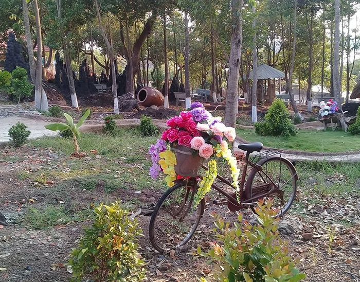khu du lịch Đảo Yến Sơn Hà - thiên nhiên