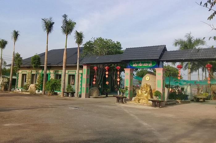 khu du lịch Đảo Yến Sơn Hà - ở đâu