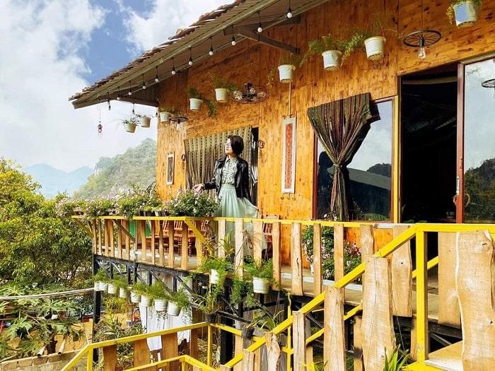 homestay khu du lịch núi Mộc