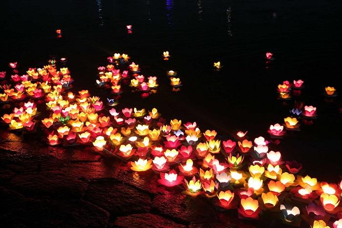 Ecotourism area in Phu Quoc - Master Hai ecotourism area releases lanterns