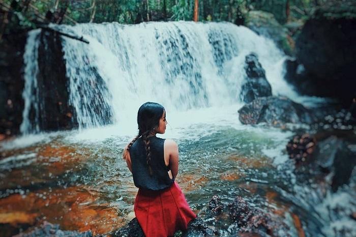 Eco-tourism area in Phu Quoc - Tranh stream