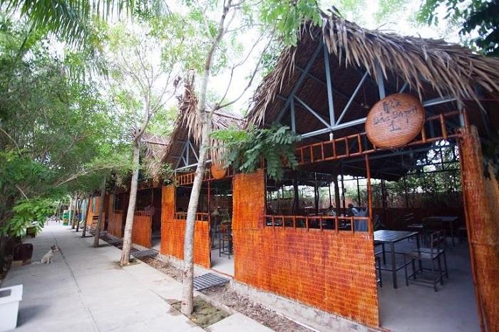 Ca Mau international eco-tourism area - natural scenery