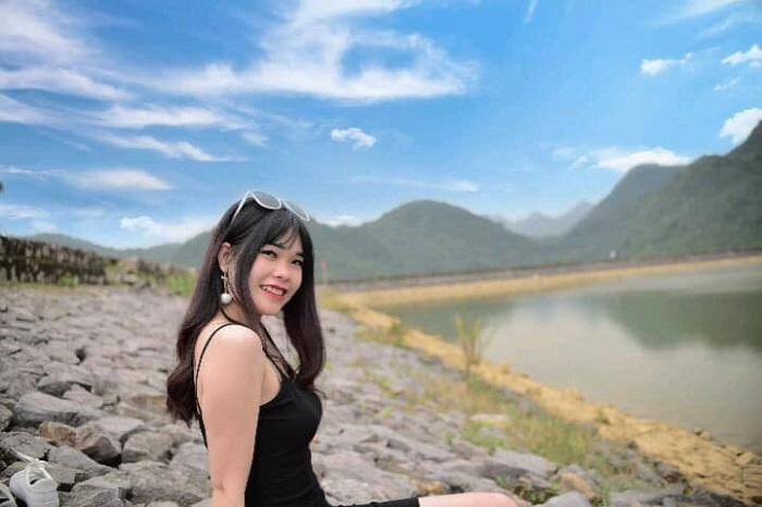 mùa hè - thời điểm nên đến Hồ Yên Thắng