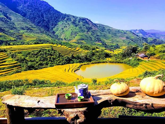 Tháng 10 nên du lịch ở đâu đẹp - Lai Châu