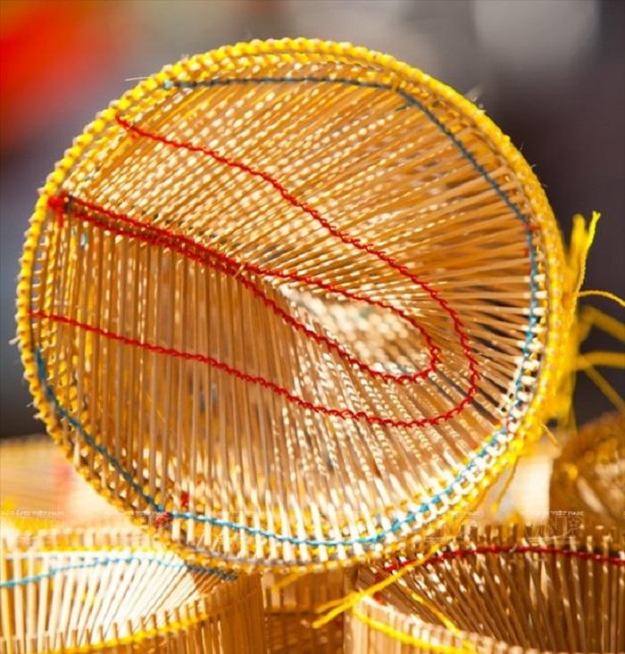 làng đan lọp Thới Long Cần Thơ- sản phẩm