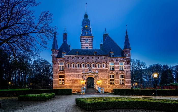 Lâu đài Wijchen - Du lịch Nijmegen