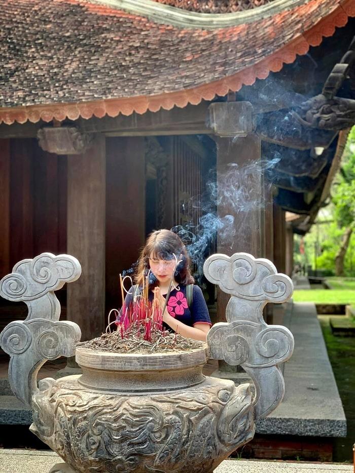 khu di tích Lam Kinh - điểm hành hương nức tiếng ở Thanh Hóa
