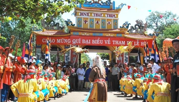 Lễ hội Dinh Thầy Thím Bình Thuận