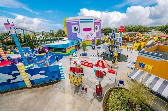 Legoland Florida - Kinh nghiệm du lịch Orlando