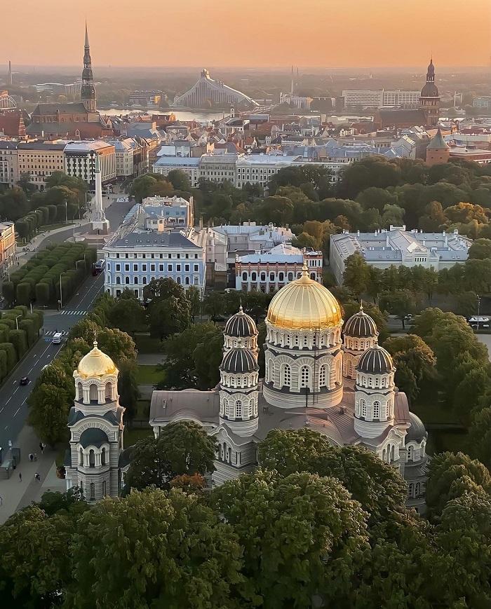 Du lịch Latvia - Kinh nghiệm du lịch Latvia