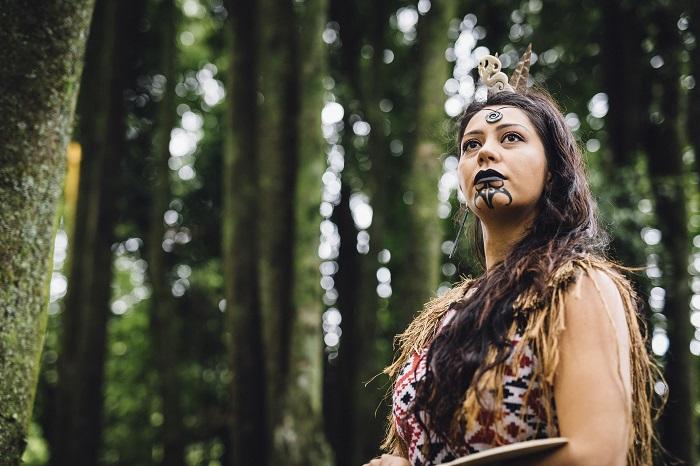 Văn hóa người Maori ở New Zealand - Văn hóa Polynesia