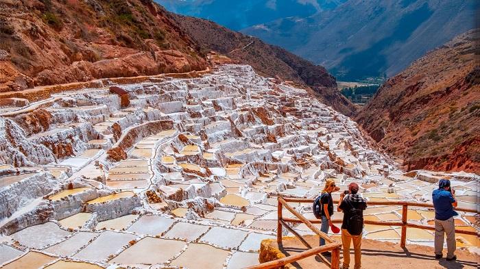 Thung lũng thiêng Peru mùa đông