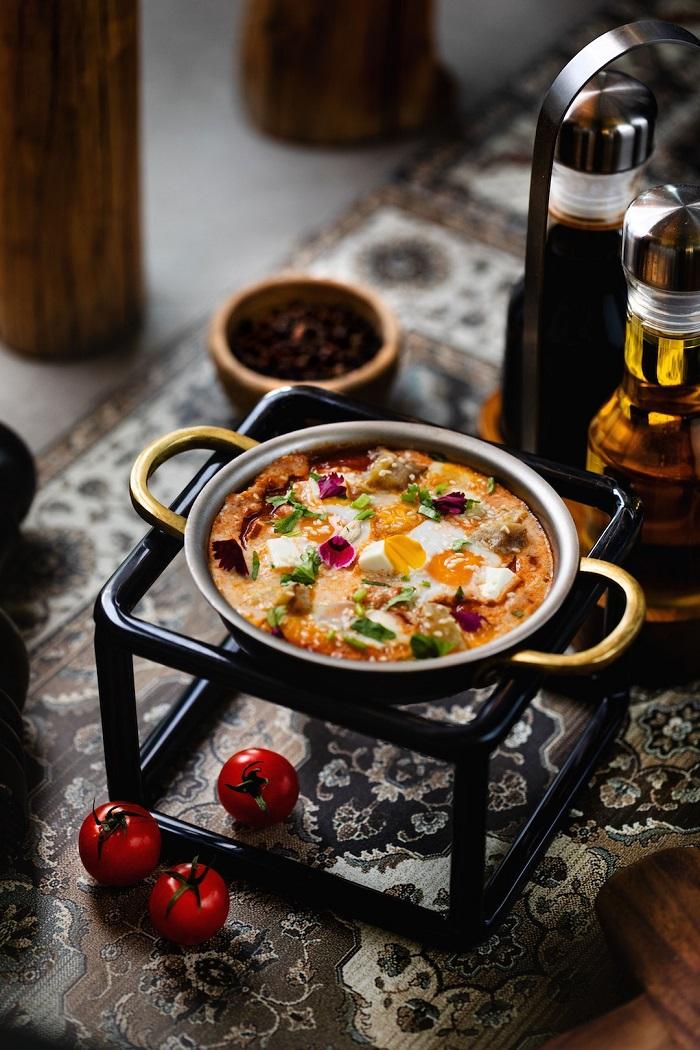 Món ăn độc đáo trong ẩm thưc Trung Đông - Kinh nghiệm du lịch Trung Đông