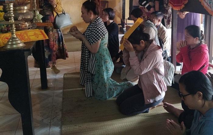 miếu Bà Phi Yến ở Côn Đảo- địa điểm linh thiêng