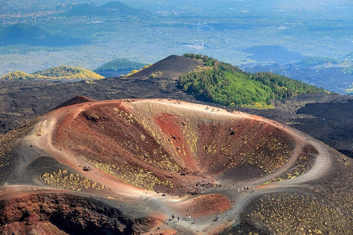 Núi Etna -  Du lịch Catania