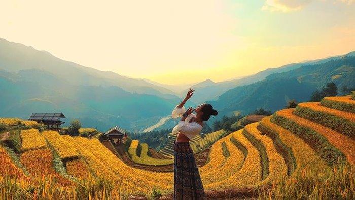 Du lịch miền Bắc tháng 10 Hà Giang