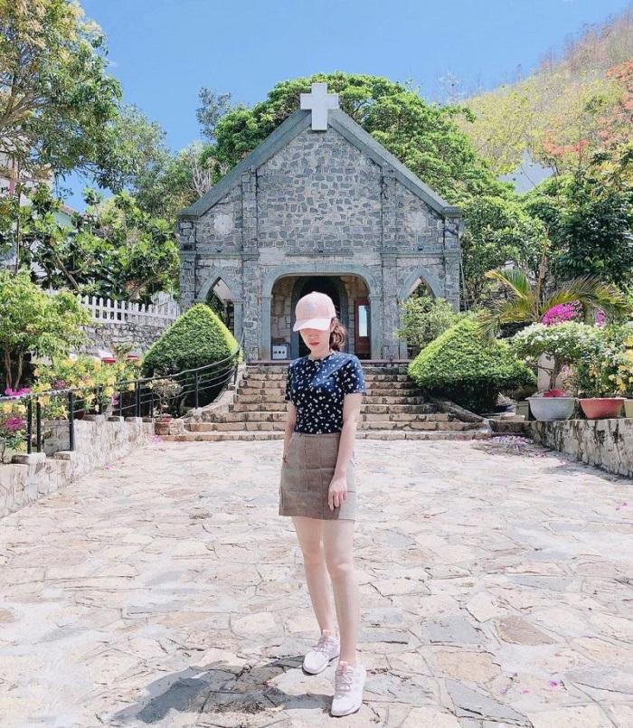 Church in Vung Tau - Bai Dau Parish Church live virtual