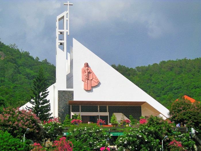 Church in Vung Tau - Bai Dau Parish Church